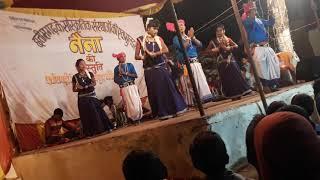 chhattisgarhi recording dance bhalukonha