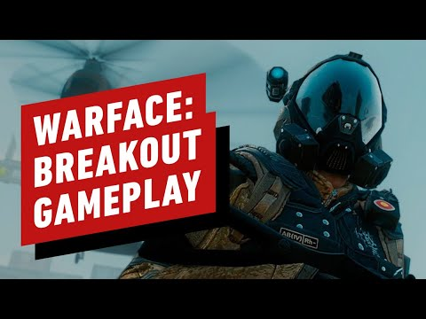 Warface: Breakout 17 Minutes of Gameplay - IGN