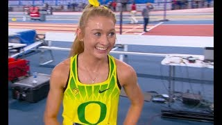 Jessica hull grabs her second title at the 2019 ncaa indoor track & field championships with a first-place finish (9:01.14) in 3k. it marks program's...