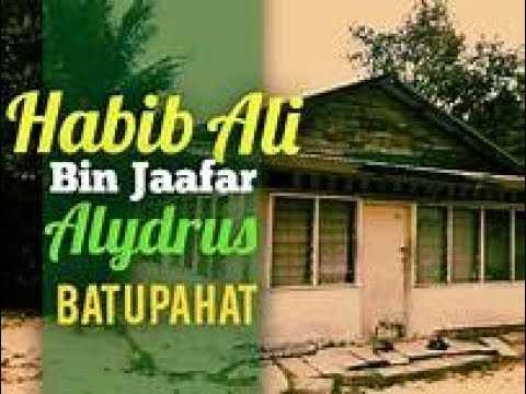 Al Habib Umar Hafidz @Haul Al Marhum Habib Ali Jaafar Al Aydarus, Batu Pahat, Johor.