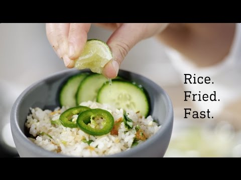How to make thai fried rice without a wok youtube how to make thai fried rice without a wok ccuart Images