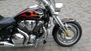 Обзор Мотоцикла Honda VTX1800C (Продаётся)