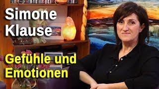 Simone Klause   Gefühle und Emotionen