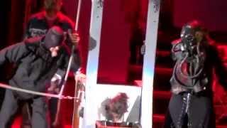 Alice Cooper - Killer / I Love The Dead on 2014 Motley Crue Farewell Tour