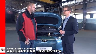 Hyundai Kona Electric Walkaround Overview