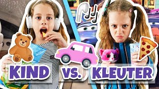 SKETCH: KIND VS KLEUTER #4 (IN DE AUTO) 🚗 🚙 !! - Broer en Zus TV #321