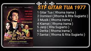RHOMA IRAMA ( OST FILM GITAR TUA 1977 )