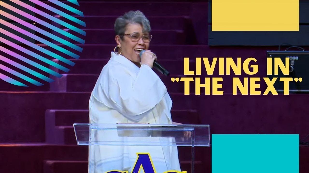 "Living in ""The Next"" 