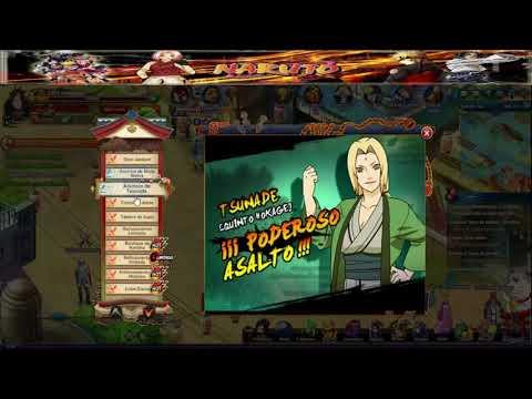 Naruto Online - Actualizacion Evento 16/11 NUEVA MODA JUVENIL