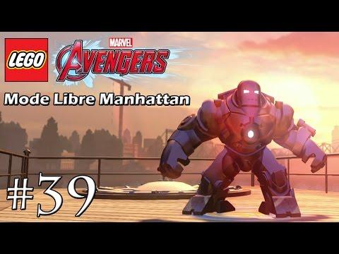 LEGO Marvel Avengers FR #39 Mode Libre Manhattan (96,7%)
