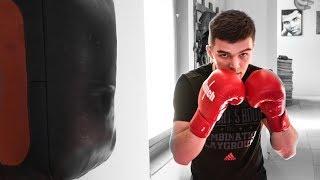 Как сделать удар сильнее / Постановка удара на боксерском мешке