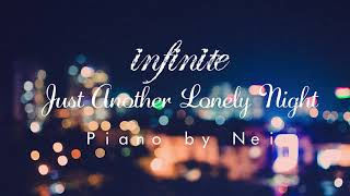 인피니트(INFINITE) - Just Another Lonely Night Piano Cover 피아노 커…