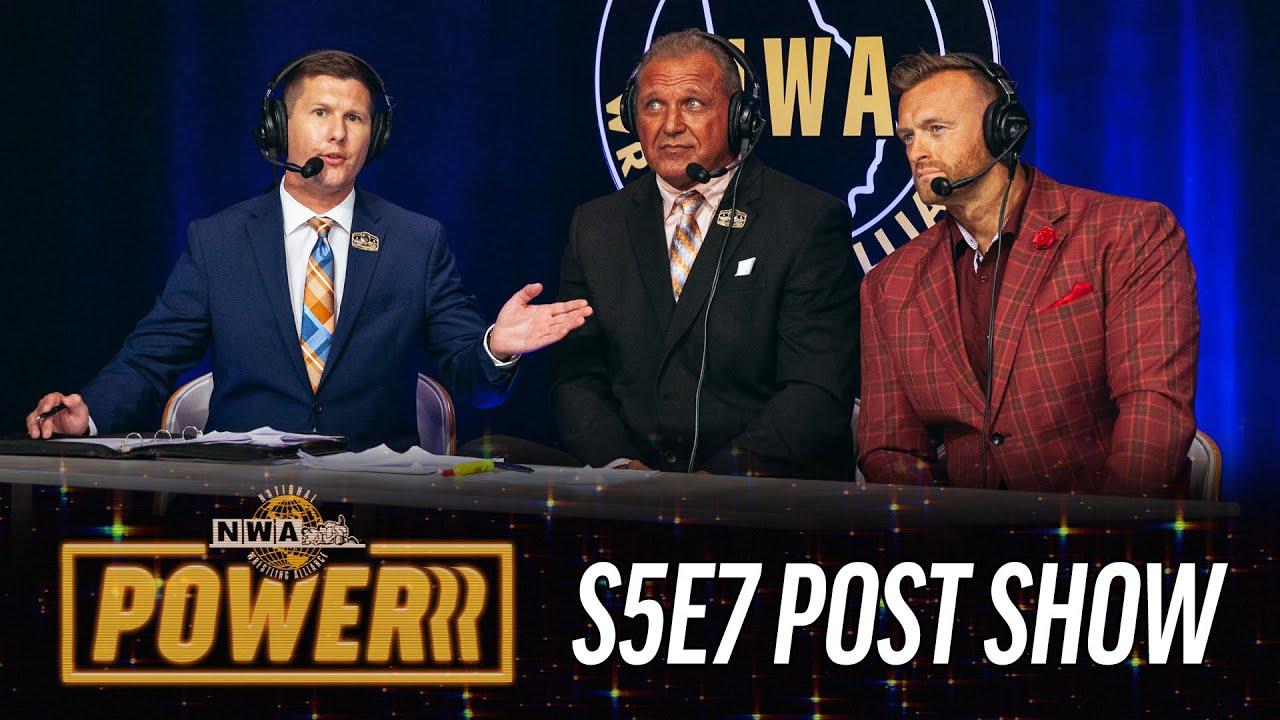 #Powerrr Post Show   7-27-21
