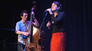 "KARAN CASEY: ""Johnny I Hardly Knew You"" Live at Algonquin Arts, Theater, 3/1/14"