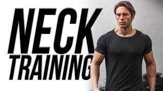Why You Should Train Your Neck   My Routine for a Perfect Thick Neck