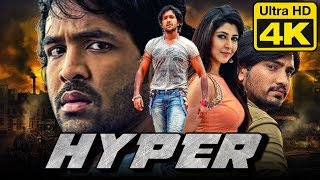 Hyper (4K Ultra HD) Hindi Dubbed Movie | Vishnu Manchu, Sonarika Bhadoria
