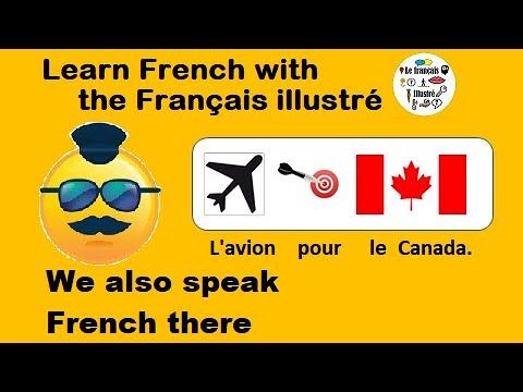 Kentaro Va Au Canada - Le Français Illustré Numéro 76