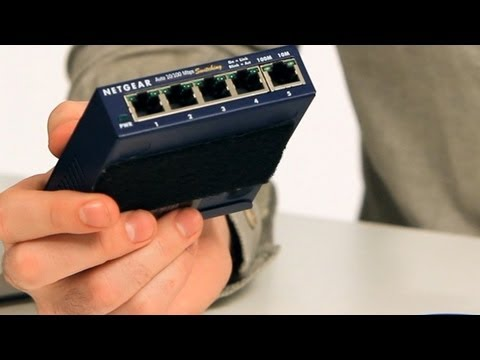 What Is an Ethernet Switch?   Internet Setup