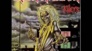 Iron Maiden - Innocent Exile