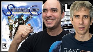 Septerra Core No PC Com Danilo E Eric | CFX Live