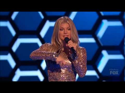 The Four Intro: Fergie Welcomes The Judges and The Four Artists! | Season 1 | The Four