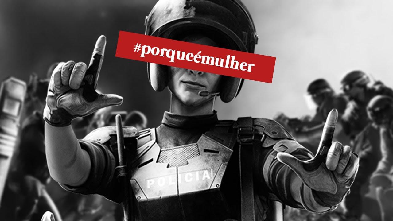 UBISOFT BRASIL - #PorqueÉMulher | e-SporTV
