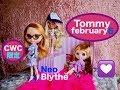 【ブライス】トミーフェブラリー開封動画❗️CWC限定❗️Neo Blythe Tommy  february6 unboxing Doll Review