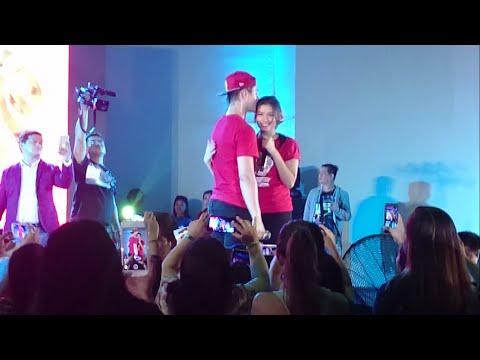 [151017] Liza Soberano and Enrique Gil - It Might Be You @ Island Cove Cavite