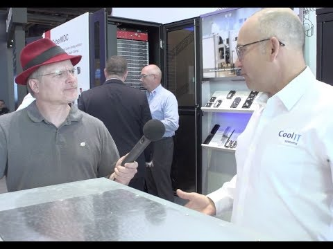 Liquid Cooling Ecosystem Expands for HPC with CoolIT Systems