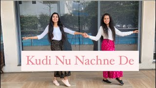 Kudi Nu Nachne De | Angrezi Medium | T-Series | Dance Cover | Pradnya & Renuka | Danceholic's Studio Thumb