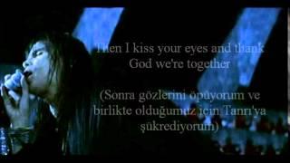 Aerosmith I Don T Want To Miss A Thing Türkçe Çeviri