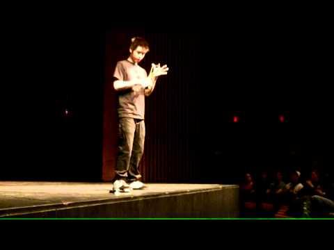 19th Annual Waterloo Juggling Festival Show - Yo-yo