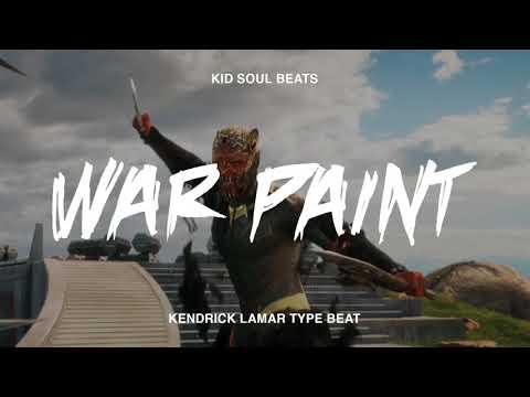 Kendrick Lamar Type Beat - War Paint Prod Kid Soul