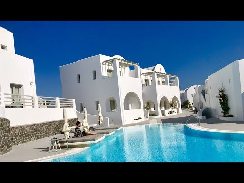 Visit Santorini Island of Greece – DIY Fishing – Du Lịch Đảo Santorini