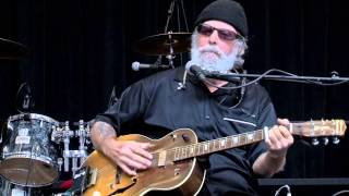 Paul Oscher (US) - Clouds In My Heart - Copenhagen Blues Festival 2014