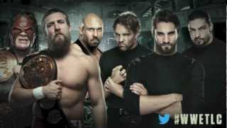 WWE TLC: Tables, Ladders & Chairs 2012 PPV Predictions