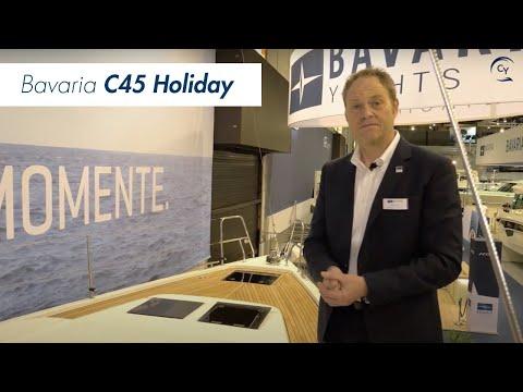 Bavaria C45 Holiday Präsentation
