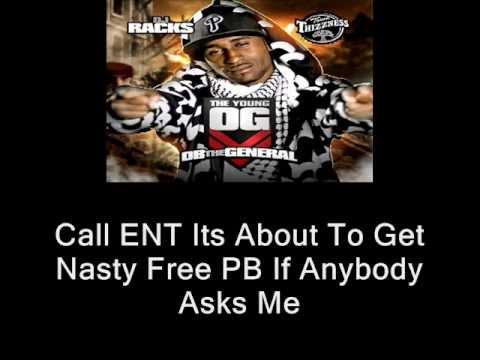 DB Tha General - Gas (Lyrics)