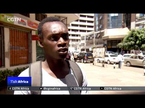 TALK AFRICA: Kenya's new railway