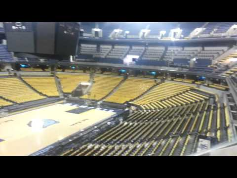 Dressing up FedExForum