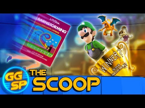 Speed Runs, Dodgy Devs, And Smash Pros! | The Scoop