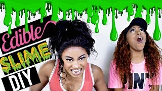 SLIME YOU CAN EAT HOW TO MAKE THE BEST EDIBLE SLIME DIY EDIBLE SLIME CANDY Karma Playhouse MK4L