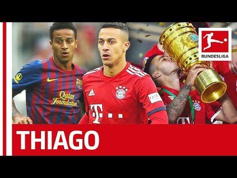 Thiago - Bundesliga's Best