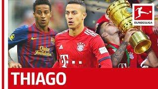 Thiago Alcantara - Bundesliga
