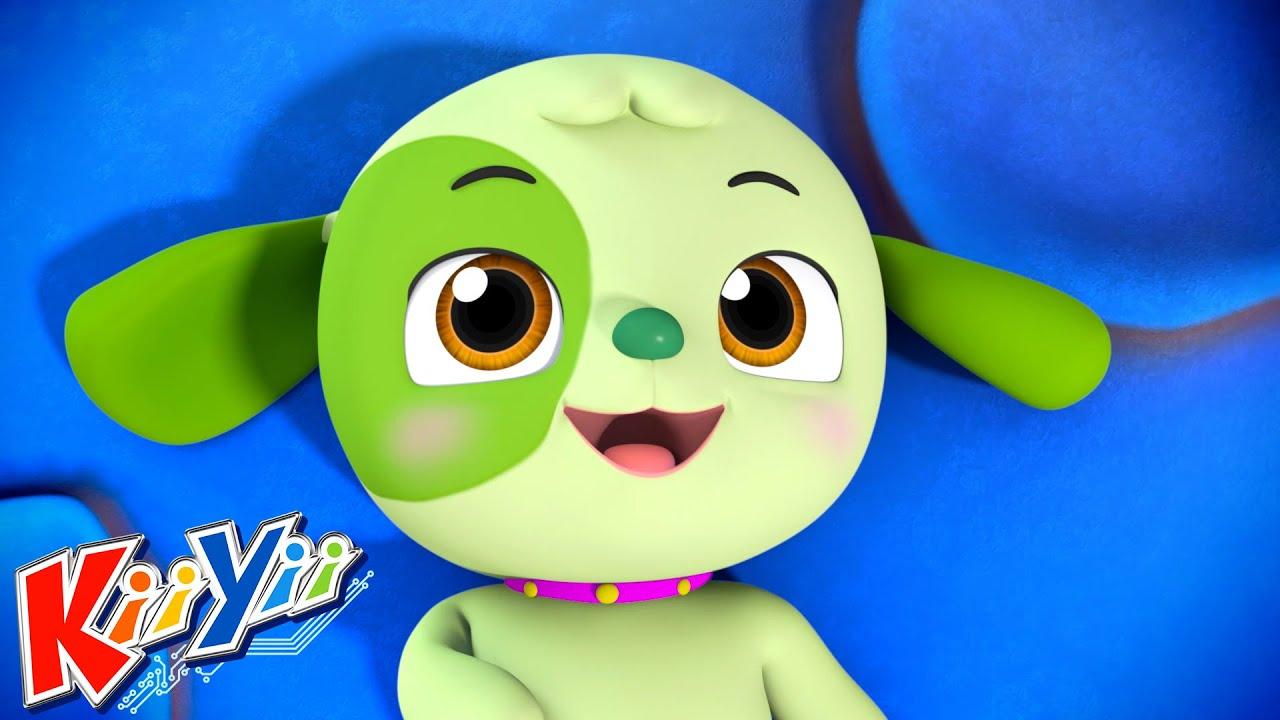Хей Трали-Вали + Еще! | детские песни | KiiYii | мультфильмы для детей