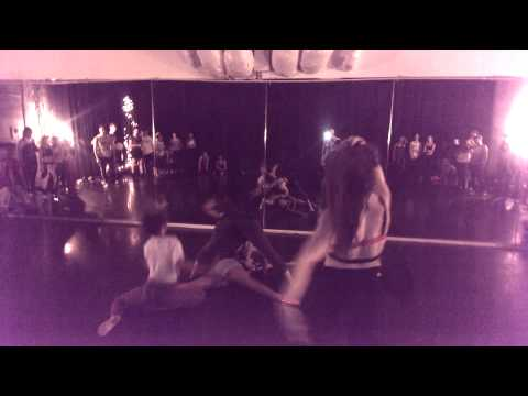 Love Me When You Leave by Aubrey O'Day at Elevation Studio   Brian Friedman Choreography