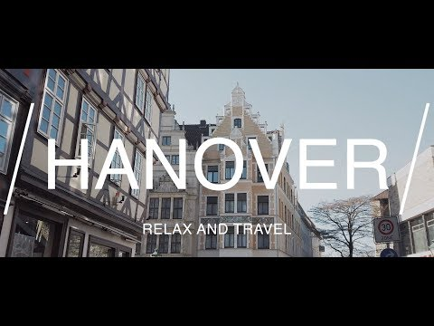 What's it like to spend one day in Hanover? | Germany 4K Footage