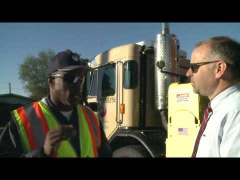 Solid Waste Equipment Operator Teddy Dates | Doing What Matters