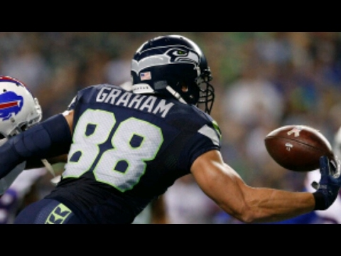 Jimmy Graham Highlights   Man Of The Year  HD