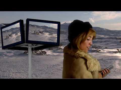Outdoor Advertising & Digital Signage - IP66 TV Display Screens